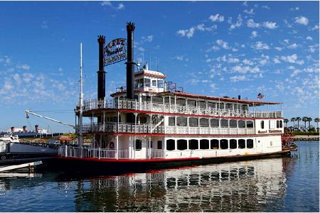 Riverboat Angela Louise For Yacht Weddings In Newport Beach Dinner Cruises Yacht Rental Weddings In Newport Beach Party Cruises